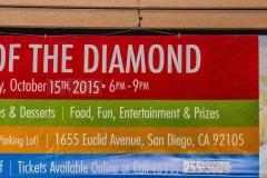 Third Annual Taste of the Diamond 2015