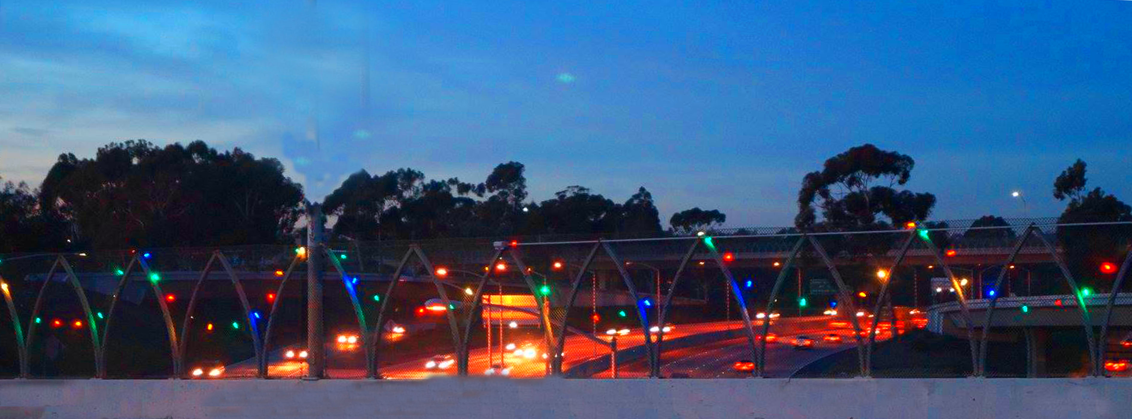 Holiday Bridge Lighting Ceremony