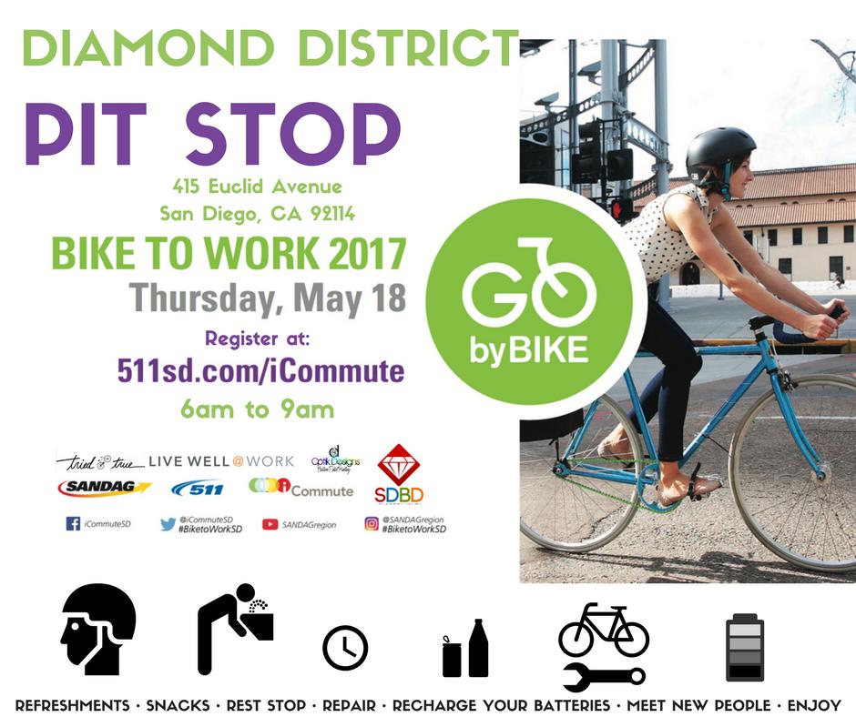 Diamond District Pit Stop